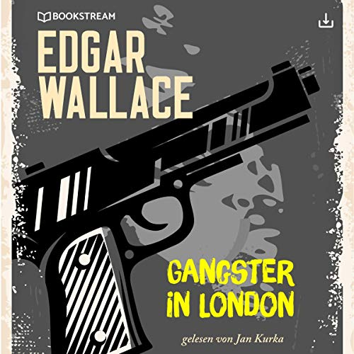 Gangster in London cover art