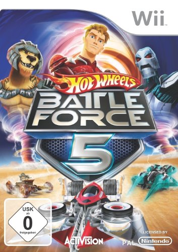 Hot Wheels: Battle Force Five [Importación alemana]