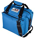 AO Coolers Traveler Original Soft Cooler with High-Density Insulation, Royal Blue, 12-Can