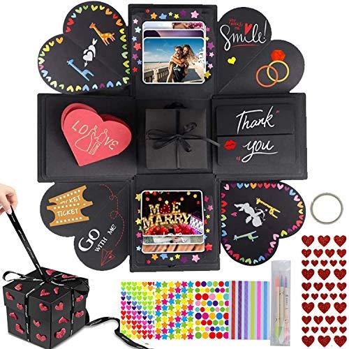 Caja de regalo DIY Album de Fotos