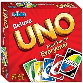 لعبة اونو نسخة ديلوكس من نيلكو، 108 بطاقة