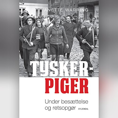 Tyskerpiger audiobook cover art