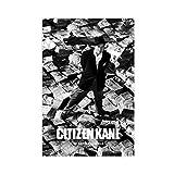 Art Deco Movie Retro Poster Citizen Kane 1 Leinwand Poster
