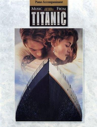 Horner: Music from Titanic for Strings (Piano Accompaniment)
