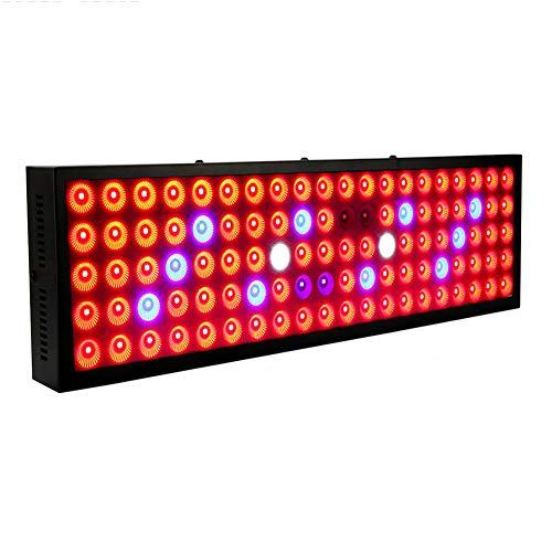XZYP Wachsen Licht, LED Wächst Licht 9W Betriebslichter Rot Blau Weiß Platte Wachsende Lampen Für Zimmerpflanzen Sämling Gemüse Und Blumen (100Pcs)