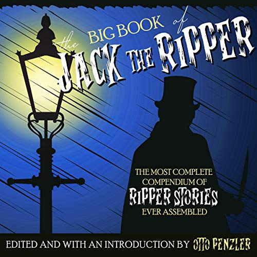 The Big Book of Jack the Ripper audiobook cover art