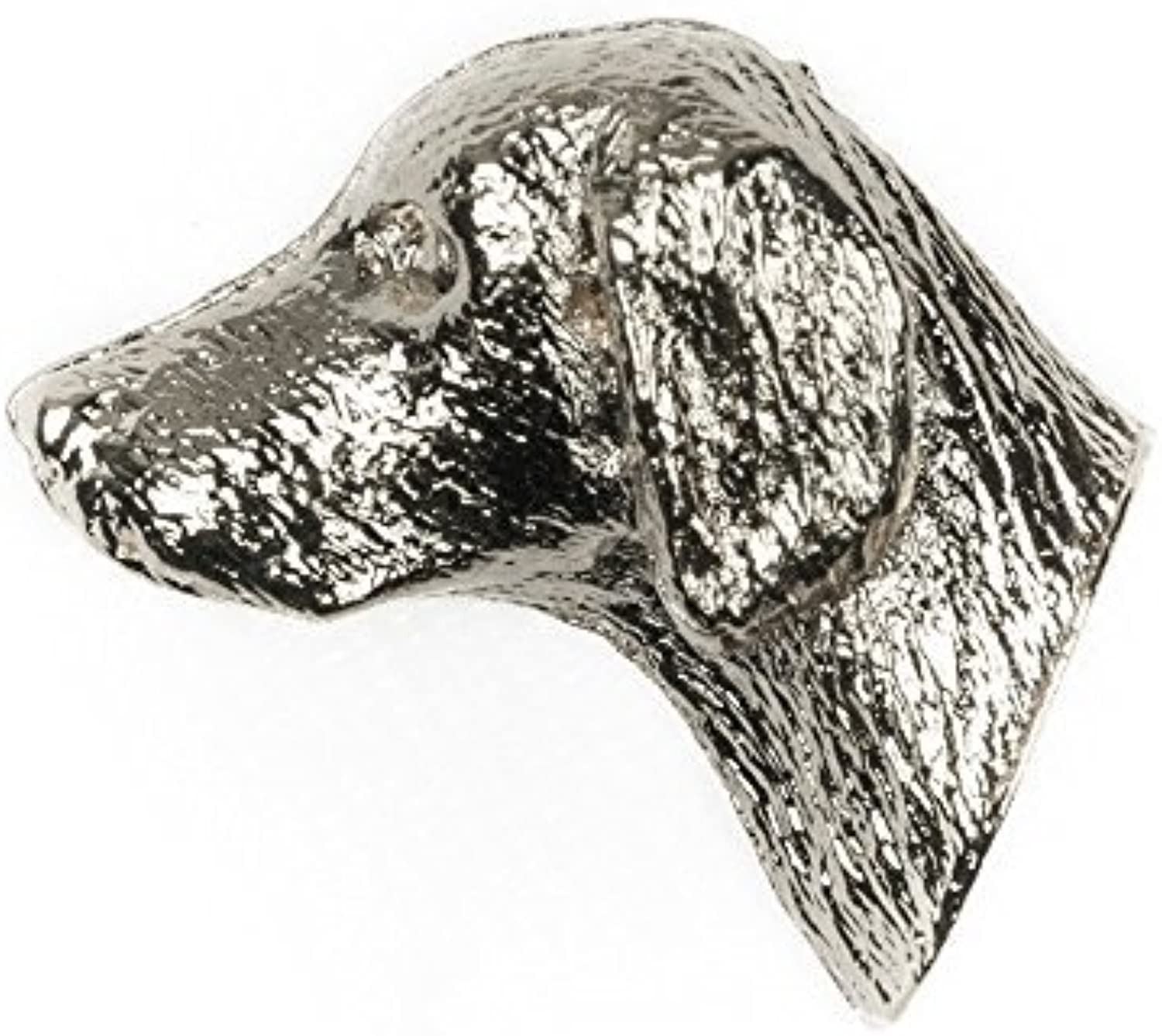 GERMAN SHORT HAIRED POINTER Made in U.K Artistic Style Dog Clutch Lapel Pin Collection by DOG ARTS JP