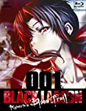 OVA BLACK LAGOON Roberta's Blood Trail 001(初回限定版)[GNXA-7050][Blu-ray/ブルーレイ]