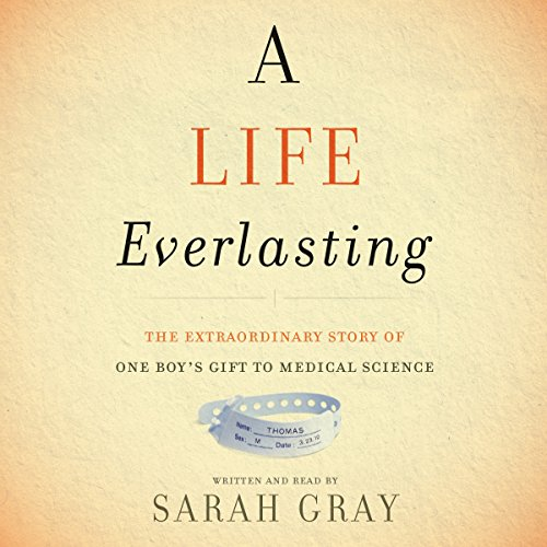A Life Everlasting audiobook cover art