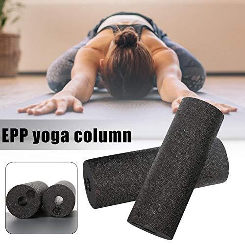 Yoga Column Roller Für Muskelübungen Und Myofasziale Massagen Strukturierte Fitness-Rollen, Die Am Besten Zum Dehnen Von Verspannungen Geeignet Sind
