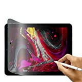 (2 piezas) Protector de pantalla mate para iPad, película de tacto de papel, protector de pantalla con textura de papel antideslumbrante y antirrayas para iPad Air 4 2020 de 10,9 pulgadas