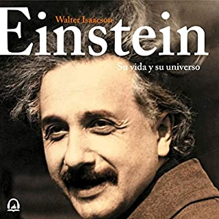 Einstein (Spanish Edition) audiobook cover art