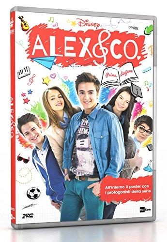 Alex & Co. Stg.1 (Box 2 Dvd)