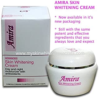 GENUINE Amira Skin Whitening Magic Cream w/ Antioxidants (60g) by Amira
