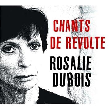 Chants de révolte