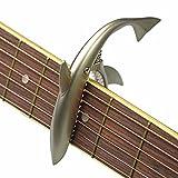 Immagine 2 imelod capo guitar capotasto shark