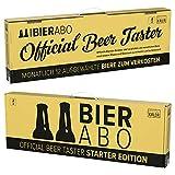 Beer Tasting Abo | monatlich 12 Bier-Spezialitäten verkosten