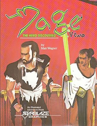 Mage: v. 2: The Hero Discovered: 002 by Matt Wagner (6-Apr-1989) Paperback