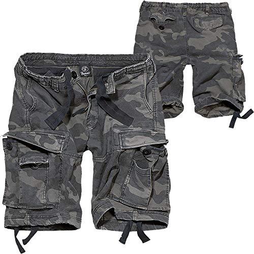 Brandit Vintage Short Gr:- XXL, Farbe:-Darkcamo