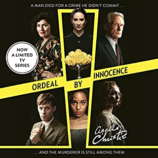 Ordeal by Innocence audiobook cover art