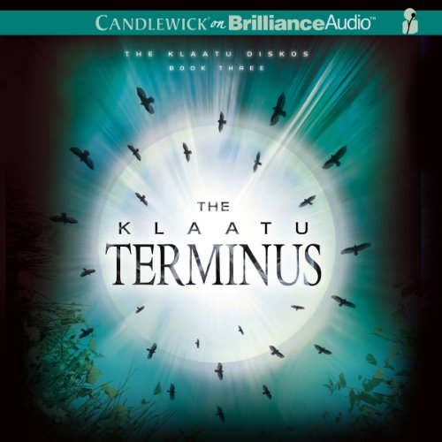The Klaatu Terminus audiobook cover art