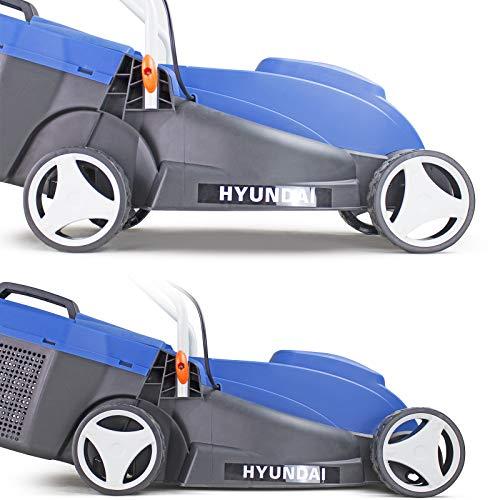 Hyundai HYM3200E Height Adjustment