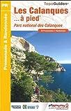 Calanques a pied de Marseille a Cassis (PR)
