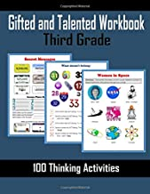 Gifted and Talented Workbook - Third Grade