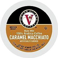 80-Count Victor Allen Caramel Macchiato Single Serve K-Cup Coffee