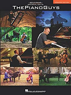 The Piano Guys - Solo Piano Optional Cello