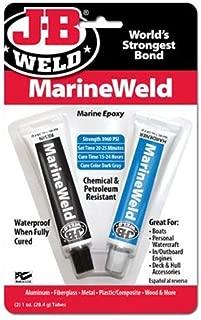 J-B Weld 8272 MarineWeld Marine Epoxy, 2 Oz