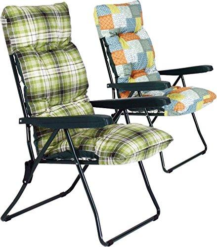 Chaise longue Sch.Alto C/Cusc.Cm.2