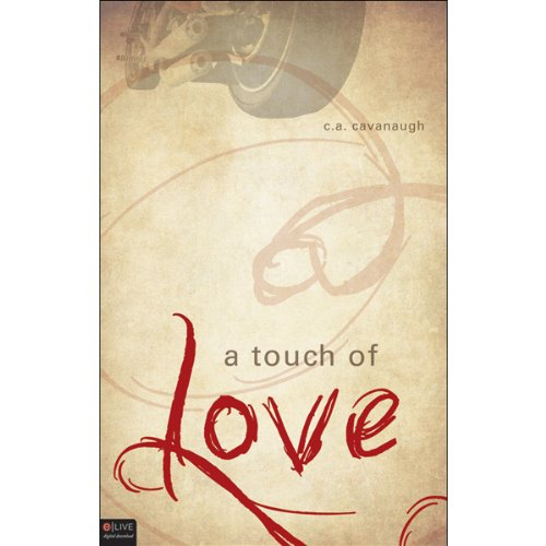 A Touch of Love audiobook cover art