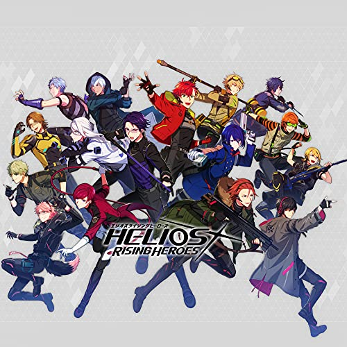 HELIOS Rising Heroes「繋がるWinding Days」(Game Size)