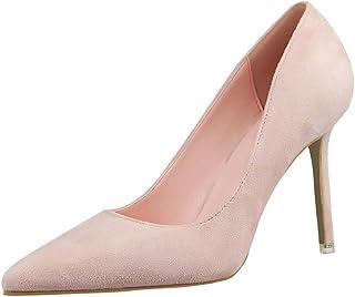 regard détaillé 9e28f 71b73 Amazon.fr : Escarpins Rose Pale : Chaussures et Sacs