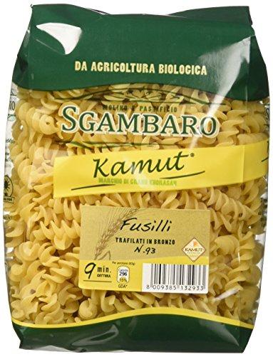 Sgambaro Khorasan Kamut Fusilli No. 93, 500g