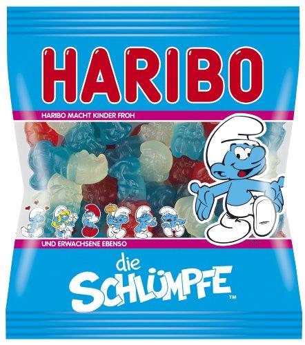 Haribo Die Schlümpfe, 30er Pack (30 x 100 g)