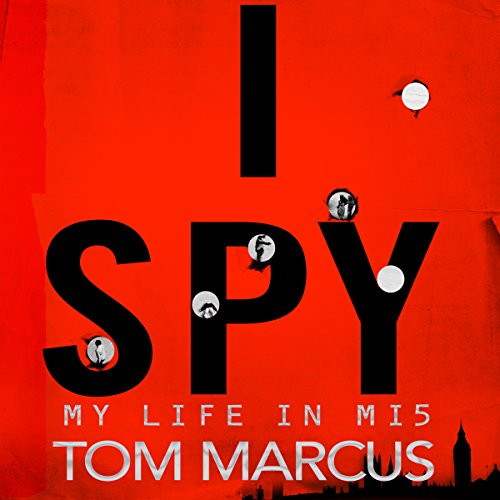 I Spy audiobook cover art