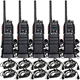 Retevis H-777S Two-Way Radios Long Range Rechargeable FRS Radio Vox Security...