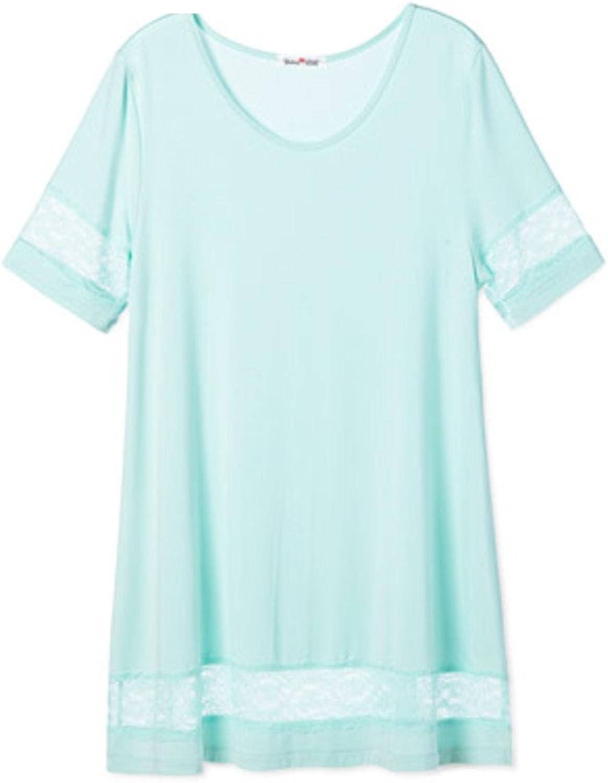Ms. short sleeve pajamas  Lingerie tracksuit short paragraph