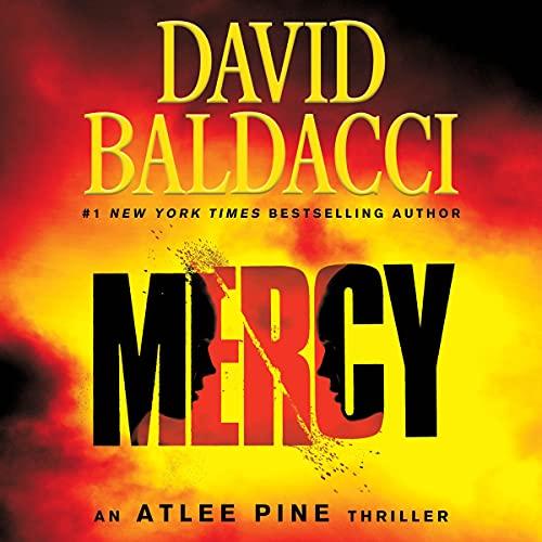Mercy Audiobook By David Baldacci cover art