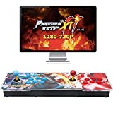 【3003 Games in 1】 Arcade Game Console ,Pandora Treasure 3D Double Stick,3003 Classic Arcade Game,Search Games, Support 3D Games,Favorite List, 4 Players Online Game,1280X720 Full HD Video Game