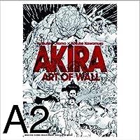 AKIRA パルコ A2ポスター +ステッカー
