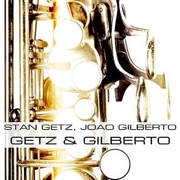 Stan Getz, Joan Gilberto: Getz & Gilberto (feat. Antonio Carlos Jobim)