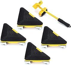 Meubellifter Set, Heavy Duty Anti-Skid Meubels Mover Tool Set Zware Stuffs Transport Lifter Moving Tool, Stevig, Glad glij...