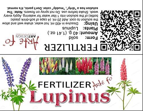 dgdfg Lupinus NPK fertilizer Lupine, Lupine, Lupin, Bluebonnets, Quaker bonnets enough for 20 liters