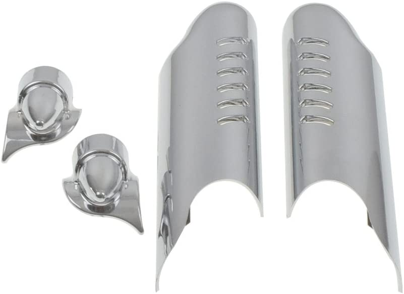 Rebacker Motorcycle Lower Cash special price Fork Leg Max 57% OFF Cover Deflector Guard Shield
