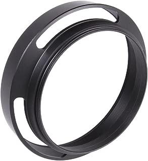 Fingerprint Bewinner Lens Hood,EW-60E ABS Plastic Lens Hood for Canon EF-M 11-22mm f//4-5.6 is STM,Protect The Lens from Scratches