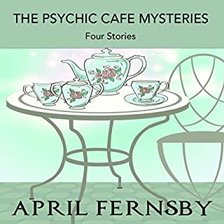 The Psychic Cafe Mysteries     Box Set 1              By:                                                                                                                                 April Fernsby                               Narrated by:                                                                                                                                 Sangita Chauhan                      Length: 13 hrs and 13 mins     12 ratings     Overall 4.3