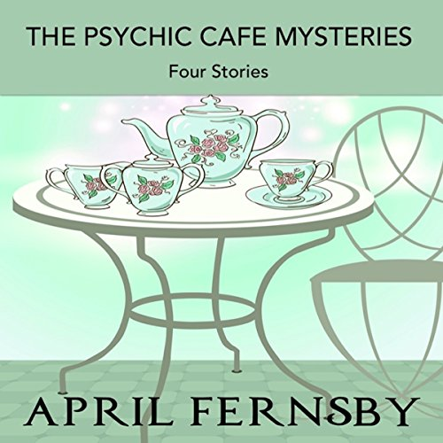 The Psychic Cafe Mysteries audiobook cover art